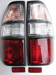 11-5567-B0-5Z Toyota LC90 ciemny czerwony4