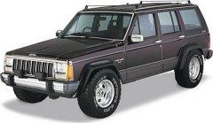 Cherokee 1984 - 2001