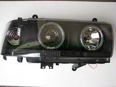 Lampa HDJ80 czarna 817609-5 SK3300-tcrs90