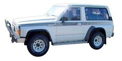 Patrol GR SWB od 02.1988 do 1998