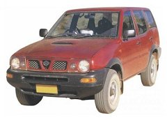 Terrano II po 07.1993