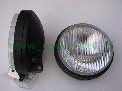 reflektor przeciw mglowy bialy 00502