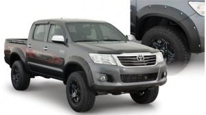 Bushwacker_Toyota_Hilux