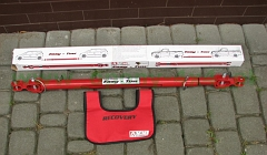 AVM sztywny hol EASY-TOW 3.5t.2.1-1.55-1m