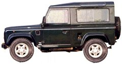 Defender 90, Range Rover, Discovery I - Superlift (4)