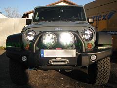 Hella led Jeep Wrangler 2