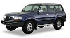 Land Cruiser 80 i 105 po 1990 - Superlift (4 i 6cale)