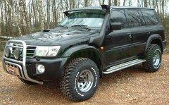 Patrol Y61 2003