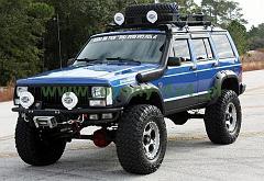ss1100hf- Jeep Cherokee XJ 01-1985 - 01-1995 4.0L Petrol