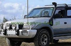 ss180hf-Toyota Prado 90 Series 12-1997 - 12-2002 3.0L Diesel 1KZ-TE