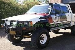 ss65hf  -Toyota Hilux 65 Series 01.1983 - 12.1988