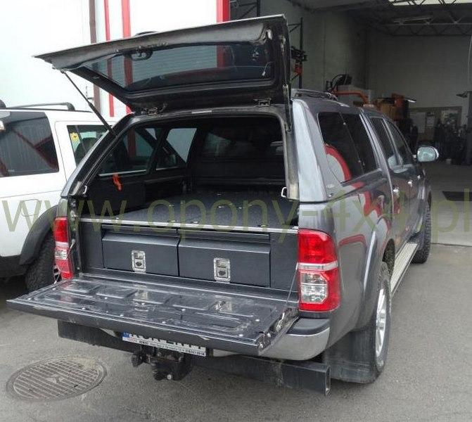 Zabudowy Opony 4x4