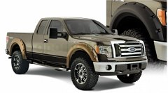BUSHWACKER - FORD F150 09-14