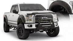 BUSHWACKER - FORD F150 15-17