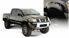 BUSHWACKER - NISSAN TITAN 04-14 WITH BEDSIDE LOCKBOX