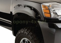 BUSHWACKER - NISSAN TITAN 04-14 WITH BEDSIDE LOCKBOX_1