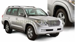 BUSHWACKER - TOYOTA LAND CRUISER J200 08-11
