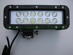 Lampa robocza 12 LED 36W LB 20S