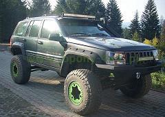 Poszerzenie Jeep  ZJ  12cm
