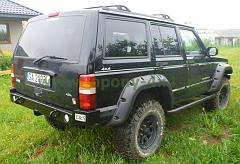 Progi  Cherokee  XJ  TS