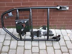 mocowanie kola hdj80 2