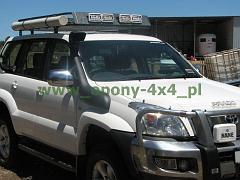 ss181hf-Toyota Prado 120 Series 12-2002 - 09-2009 3.0L Diesel 1KD-FTV